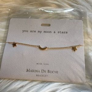 Dainty gold plated bracelet